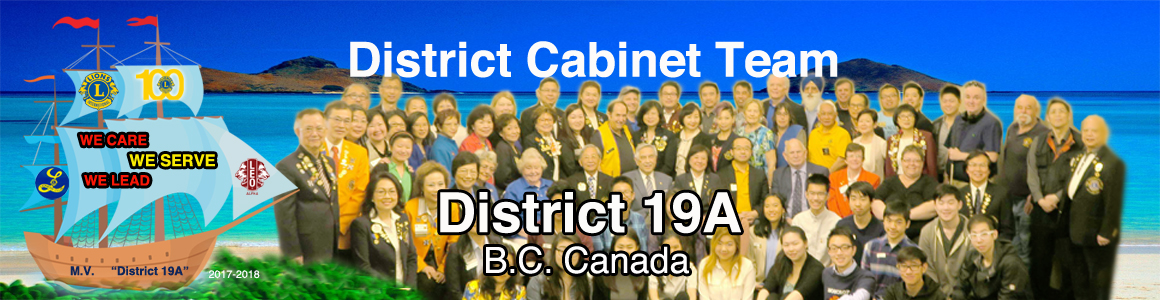 District Cabinet Team
